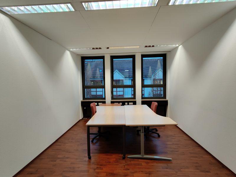 Beispielbild für einen der Arbeitsräume im StartUp Point