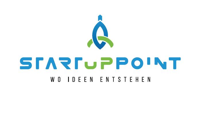 Logo des StartUp Point Bayreuth