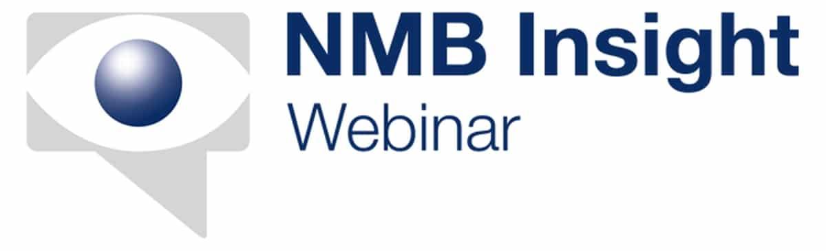NMB Insight Webinar