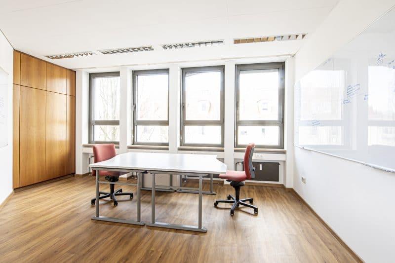 Büroraum im StartUp Point