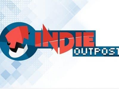 Logo des Indie Outposts