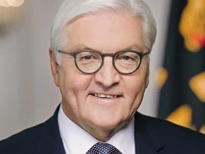 Bundespräsident Steinmeier.